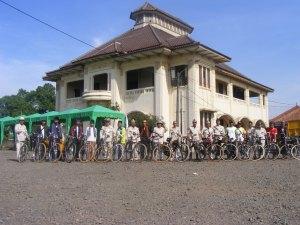 Gedung Juang 45 Tamboen Bekasi