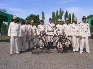 Kami Ontelis Contry, Siap melestaikan Sejarah Gedung Juang 45 Tamboen - Bekasi