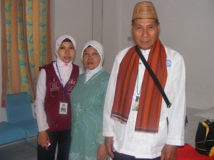 Babeh & Family