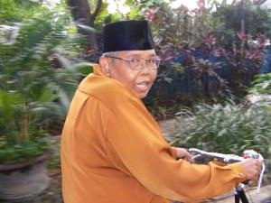Sama Tuanya nih Kang Haji