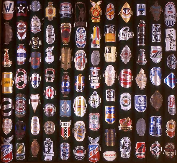 Koleksi Emblem Europa-Asia