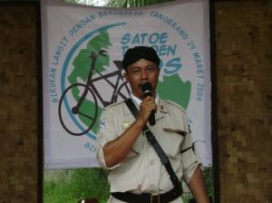 Ketua Pengda Jabodetabek