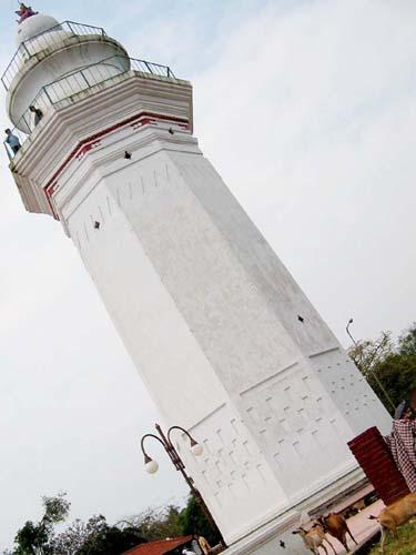 Menara Masjid Agung