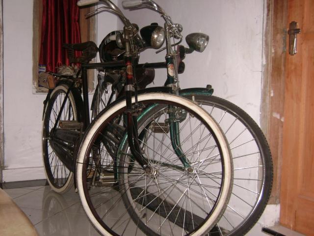 Sepeda Englang (Hercules) & Indonesia (Turangga)