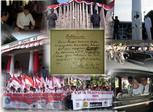 Proklamasi Republik Indonesia