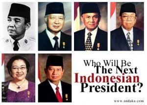 Presiden Republik Indonesia dari yang Pertama s/d Terakhir