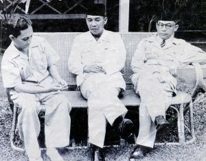 Bung Syahrir, Bung Karno & Bung Hatta